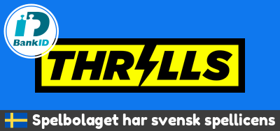 Thrills logo bankid