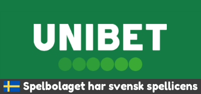 Unibet Bonus 2020